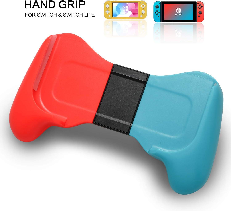 Hand Grip for Nintendo Switch Lite - BlueRed