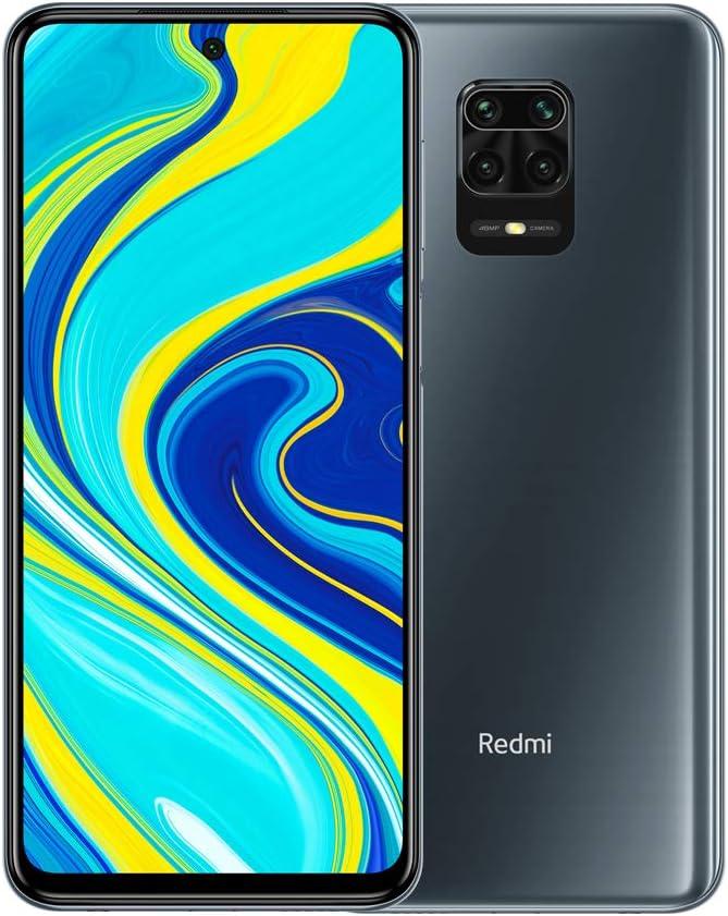 """Redmi Note 9S - Smartphone con Pantalla 6,67"""" FHD+ DotDisplay ..."""