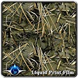 Hydrographics Film - Water Transfer Printing Film - Hydro Dipping - Film measurement is: 10 feet or 1 meter of film RC-612-1 - Muddy Water Camo Reduced Scale