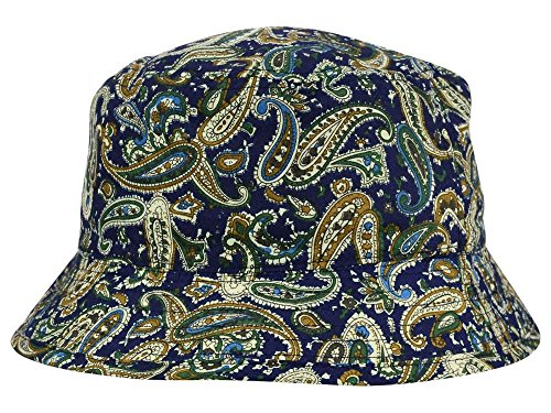 Paisley Woven Hat - 2