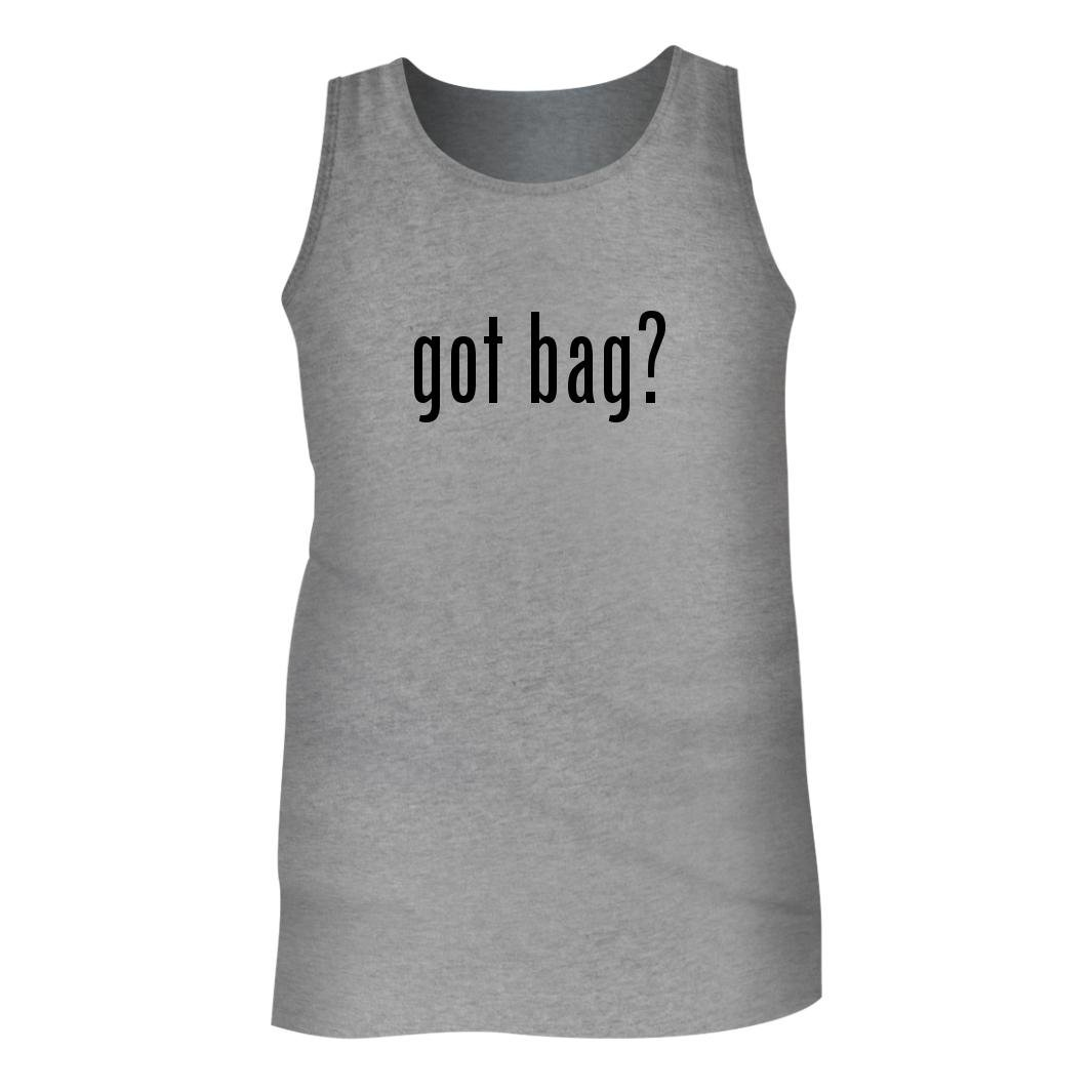 Tracy Gifts Got Bag? - Men's Adult Tank Top, Heather, XX-Large by Tracy Gifts