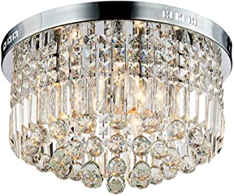 Paciencia Luxury Glam Crystal Islands Chandelier Light