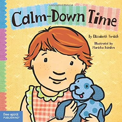 Calm-down Time Toddler Tools by Free Spirit Publishing