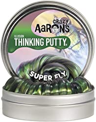 PK003 Novelty Toy by Crazy Aarons Putty Mixed by Me Hypecolor