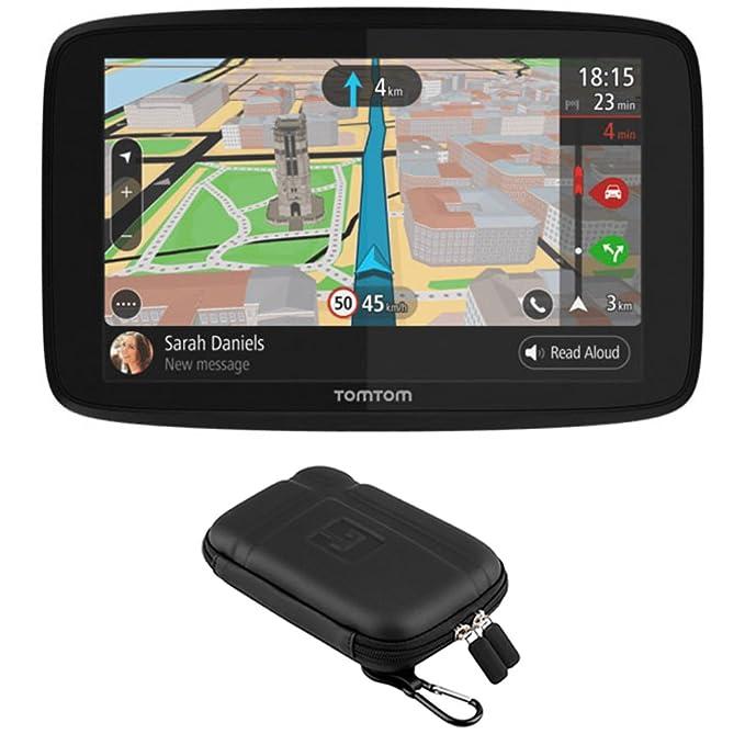 """TomTom GO 520 GPS 5 """"pantalla tÁctil (us-can-mex)"""