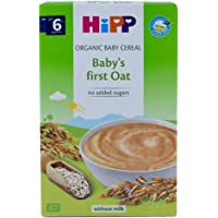 Hipp Organic Cereal Baby'S First Oat, 200g