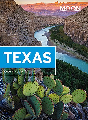 Moon Texas (Travel Guide) ()