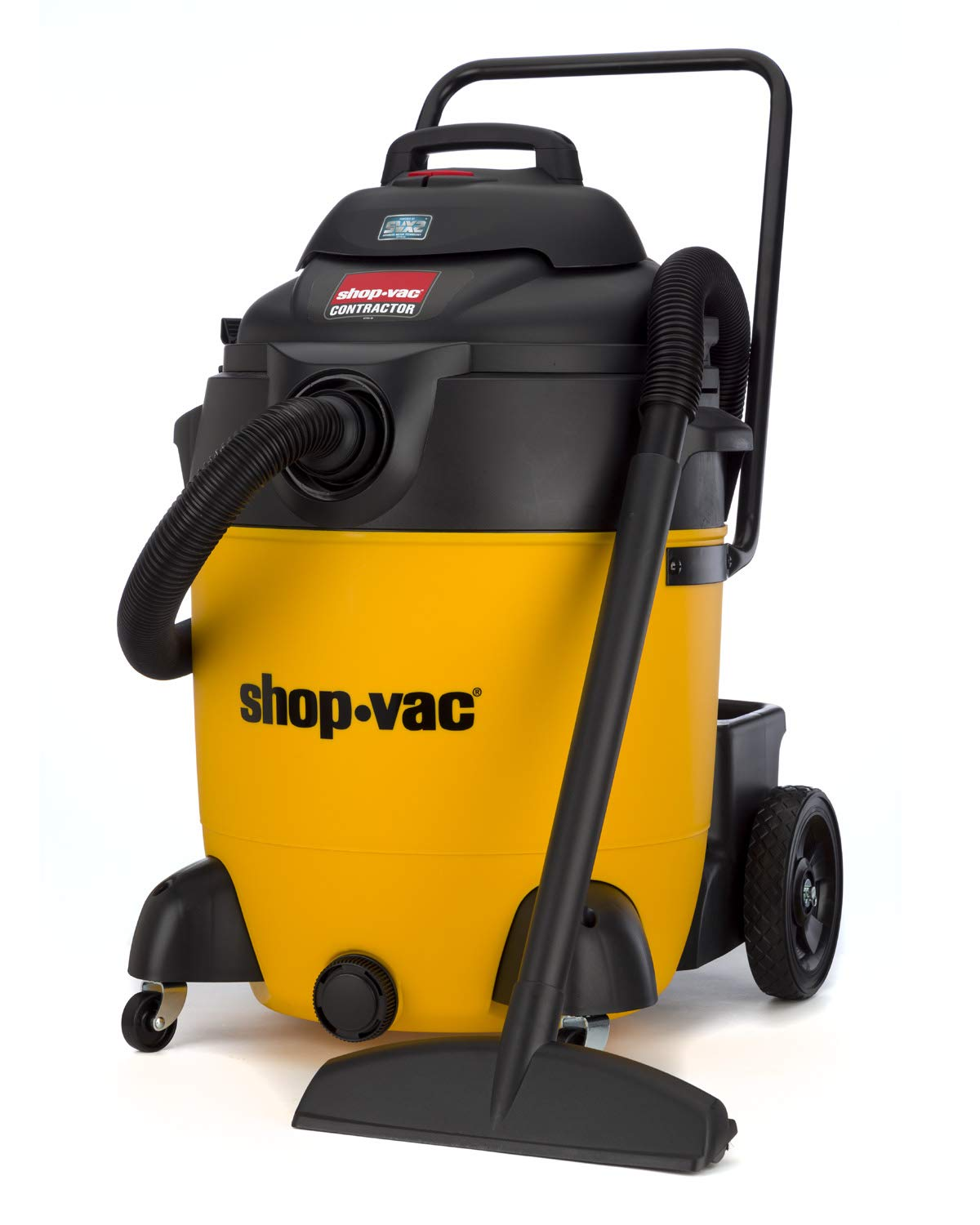 Shop-Vac 9627510 24 Gallon 6.5 Peak HP Contractor Wet Dry Vacuum