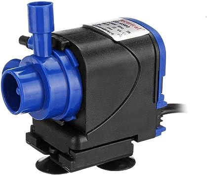 Small Water Pump Multifunction Submersible Filter Pumps Aquarium Tank Pond Fount