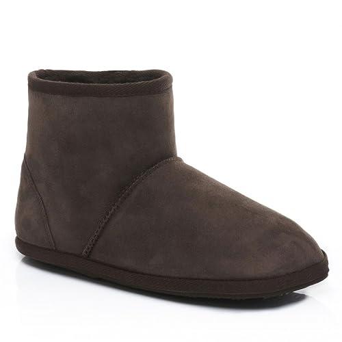 2cdb4c1176e2 Just Sheepskin Mens Chester Sheepskin Slippers  Amazon.co.uk  Shoes   Bags