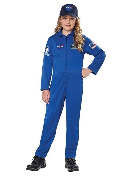 Amazon.com: Disfraz de Astronaut NASA para niño: Clothing