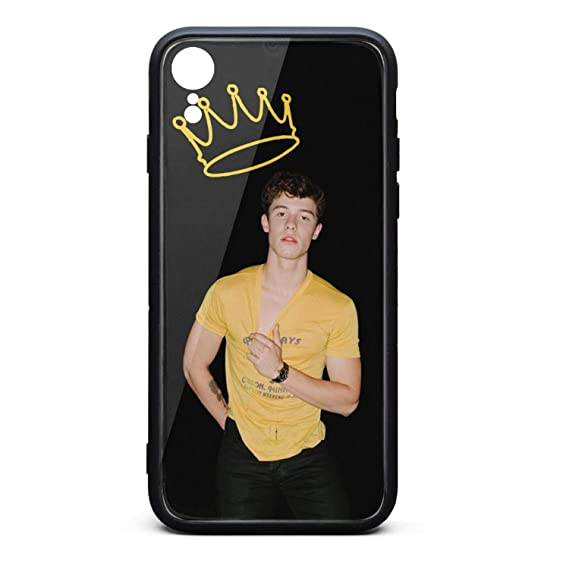 new concept c4473 dfbb6 Amazon.com: I-Phone XR Case Shawn-Mendes-for-Vote- Ultra Slim Case ...