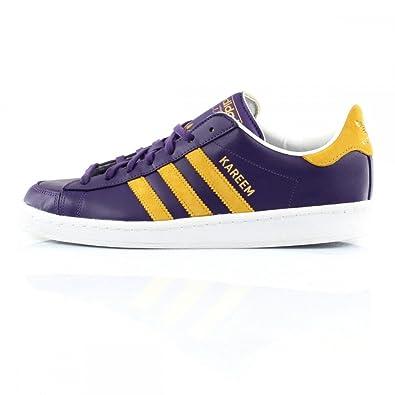 adidas Originals Jabbar Low Sneaker Schuhe Herren Lila