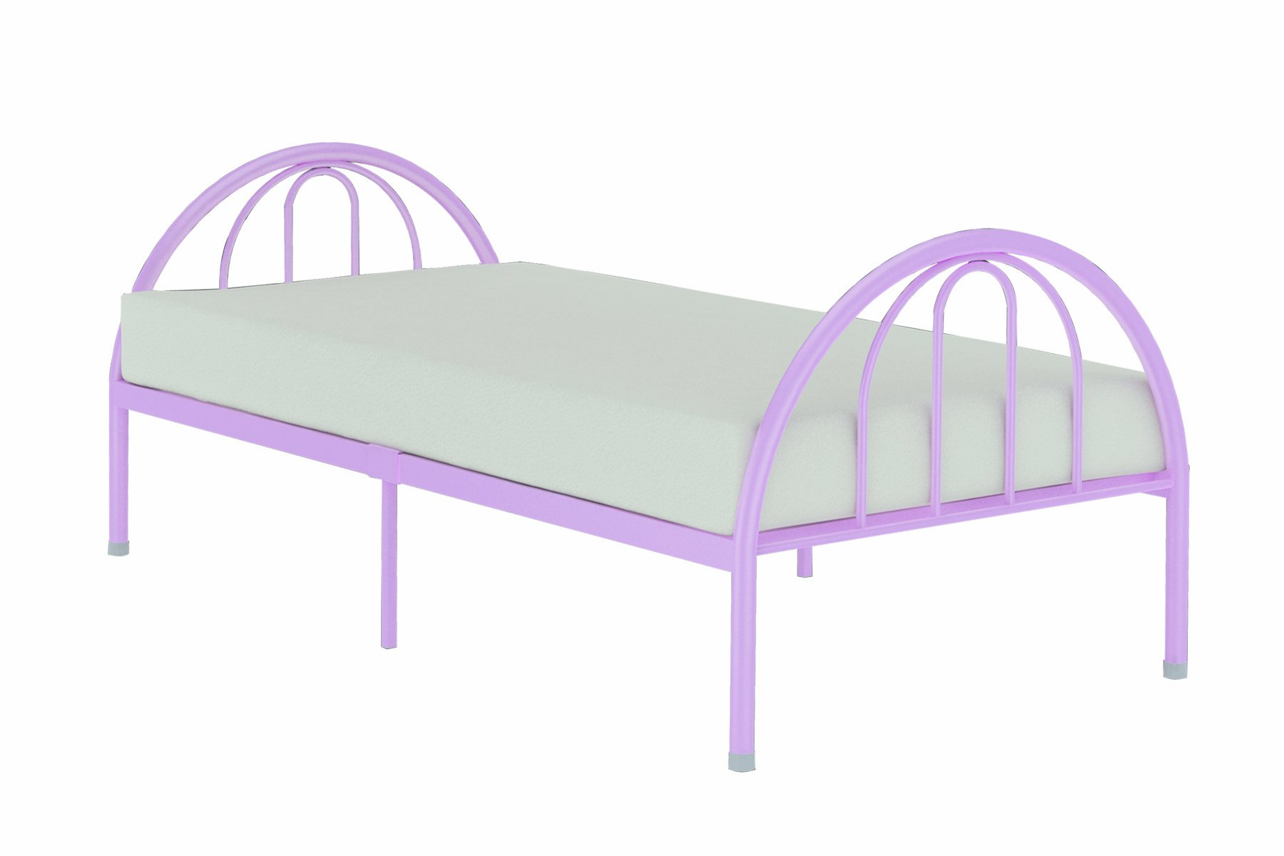 Rack Furniture New Haven Twin Bed,Pink