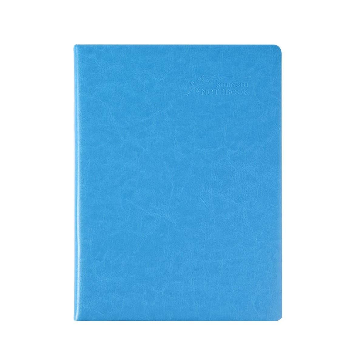 NTCY Cuaderno Espese El Cuaderno Del Negocio Del Trabajo Trabajo Trabajo Del Aprendizaje De La Oficina Del Libro Del Diario De La Libreta A4 De Los Efectos De Escritorio Del Cuaderno,E 0c47ae