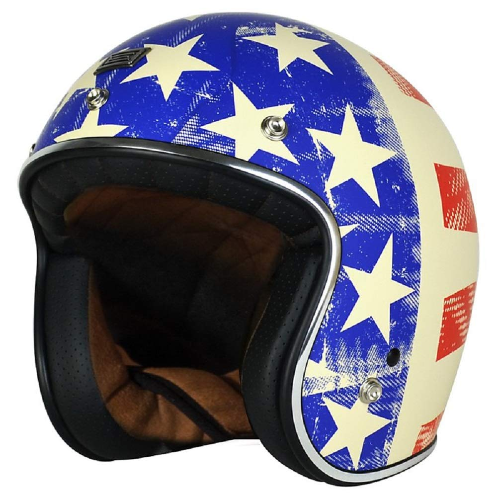 Helm Jet Origine Primo Old Glory XS