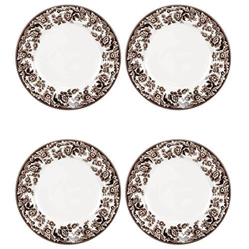 Spode Delamere Salad Plate, Set of 4