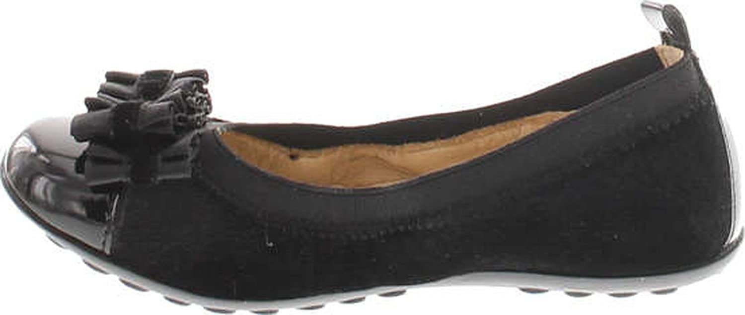 Naturino Girls 4655 Designer Fashion Dress Quilted Flats Shoes