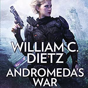 Andromeda's War Audiobook