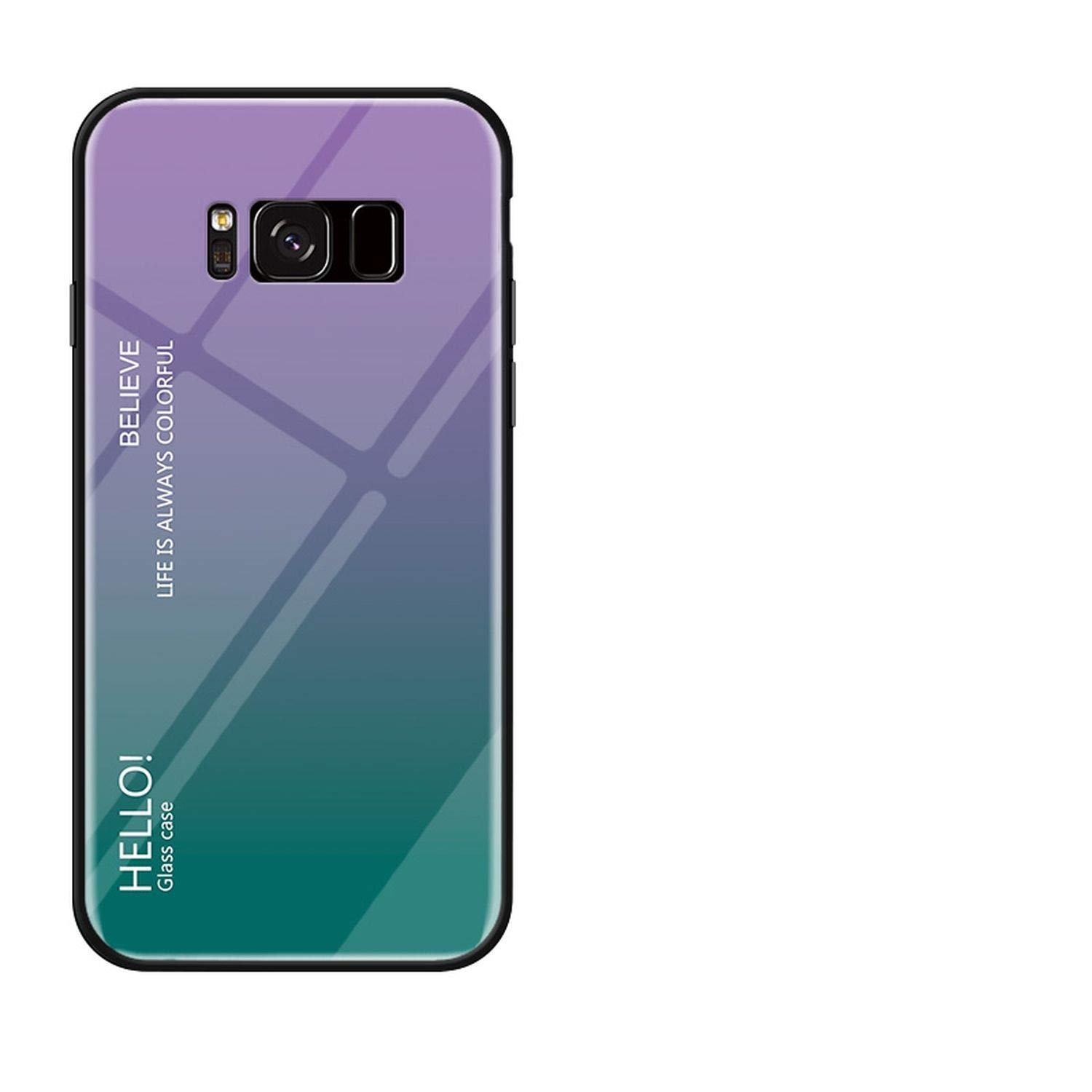 Amazon.com: Case for Samsung Galaxy S8 Case S9 Plus S7 Edge ...