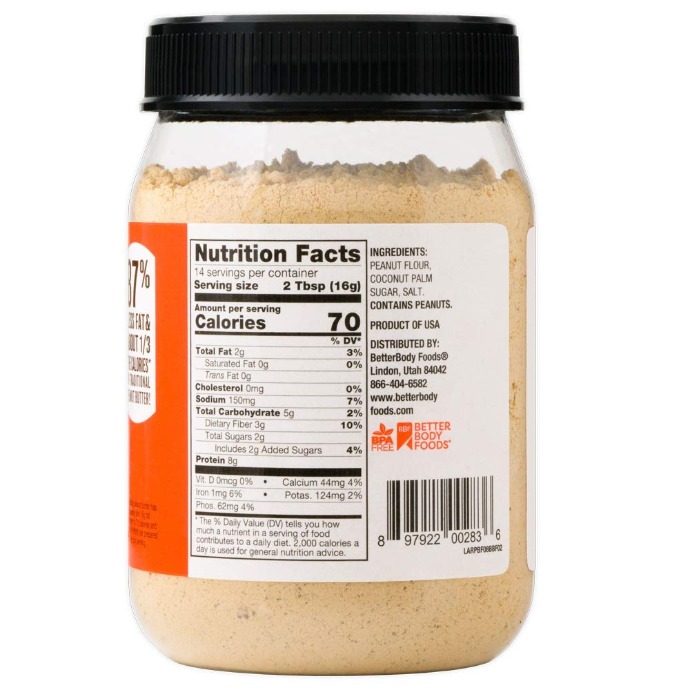 is pb fit ok for keto diet