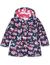 Hatley Girls' Classic Printed Raincoat