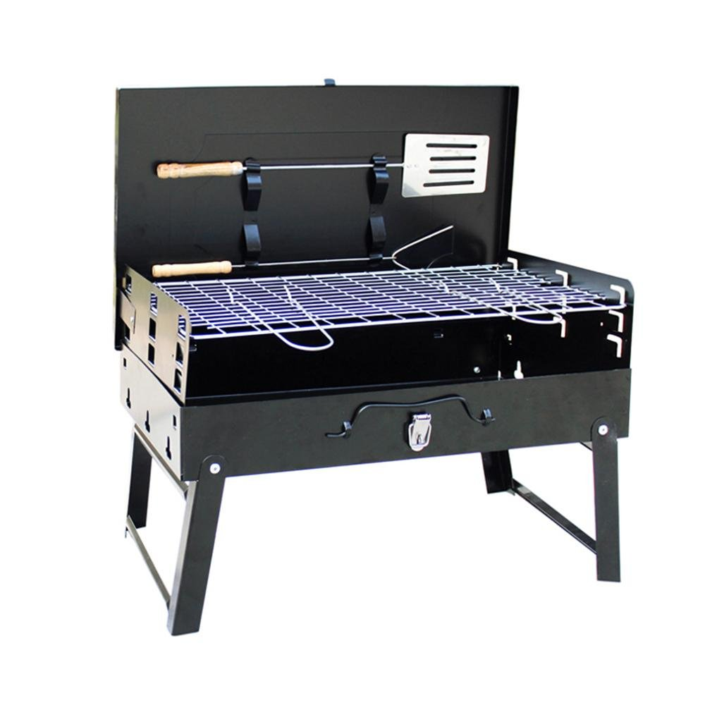 Home Outdoor Picknick Portable Holzkohle Grill BBQ Grill-Ofen Ofen