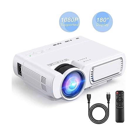 Proyector wifi mini proyector Proyector LED Full HD El más grande ...