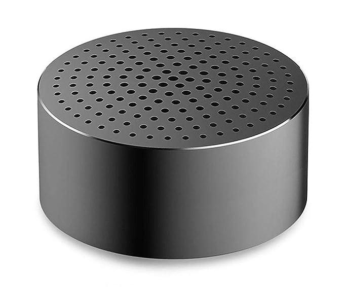 Xiaomi Mi Mono Bluetooth Speaker Mini Portable Speaker 2 W grau – Tragbare Lautsprecher (2 Watt, 4 Ohm, 53 dB, 5%, kabellos,