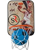 TRUVENDOR ENTERPRISES Basket Ball kit for Kids Playing Indoor Outdoor Basket Ball Hanging Board with Ball Sports