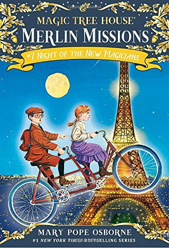 Night Of The New Magicians (Magic Tree House (R) Merlin Mission)