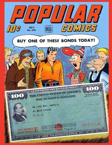 Download Popular Comics 101 ebook
