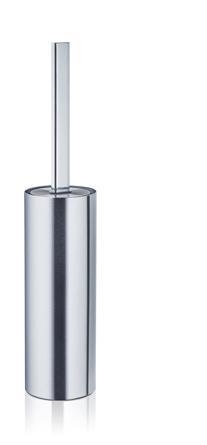 blomus 68801 Areo Toilet Brush [並行輸入品] B00K6QUVB6 Matte Stainless Steel