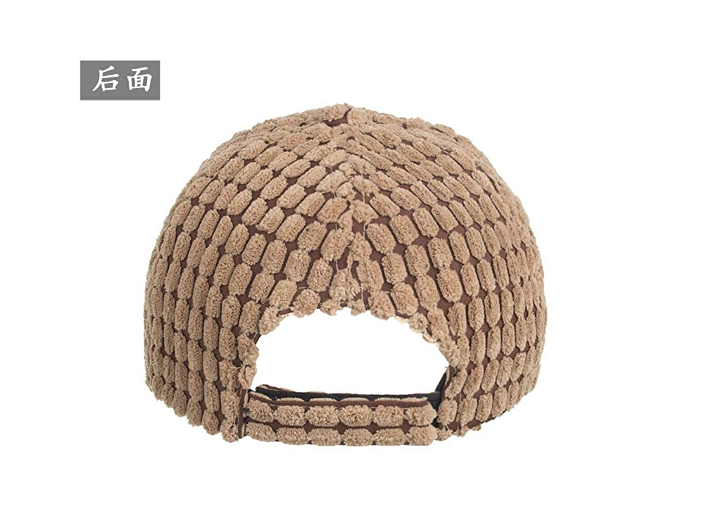 Bincout Meerore Fashion Square Corduroy Baseball Cap Hat
