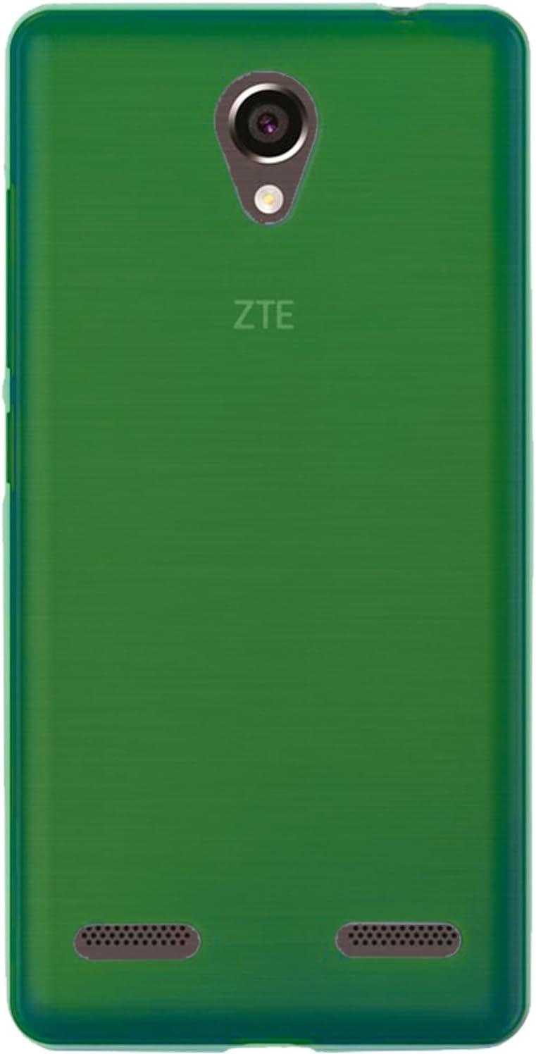 OVIphone Funda Gel TPU Para ZTE BLADE L7(Color verde): Amazon.es: Electrónica