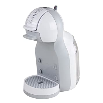 Krups KP 1201 Cafetera multibebida Nescafé Dolce Gusto Mini Me Más 48 Cápsulas - Color blanco y gris: Amazon.es: Hogar