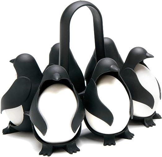 uova frigorifero Portauova a forma di pinguino multifunzione per cucina cucina e frigorifero