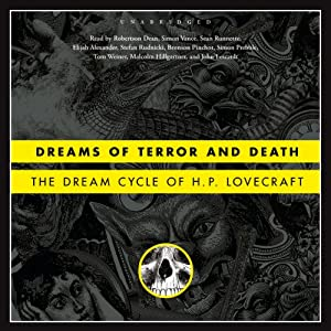 Dreams of Terror and Death Audiobook
