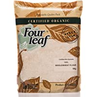 Four Leaf 100% Whole-Wheat Flour 1 kg