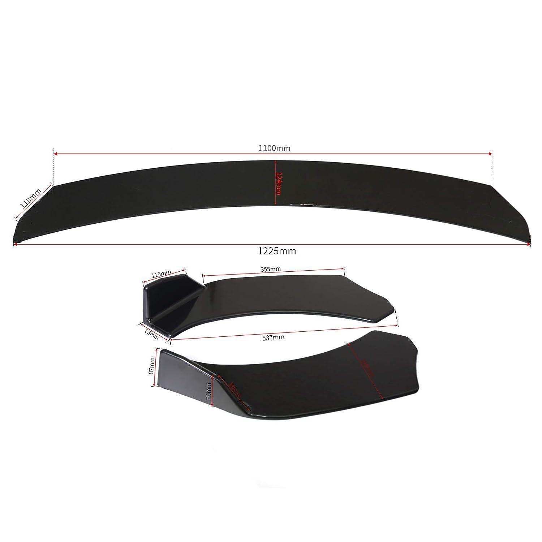 Amazon.com: Evieun - Kit universal para parachoques ...