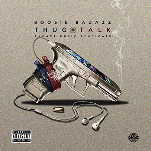 Thug Talk Explicit Boosie Badazz product image