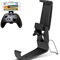 2 Pack Foldable Controller Clip Mobile Phone Plastic Holder Smartphone Game Clamp for Xbox One Controller