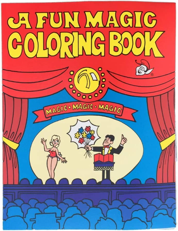 - Amazon.com: Royal Magic Coloring Book - ALL BLANK Pages: Toys & Games