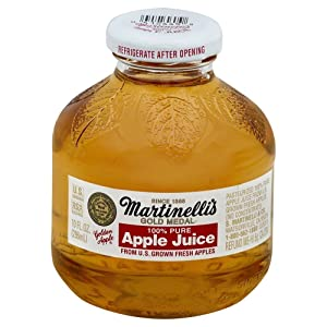 Martinelli Juice Plstc Apple