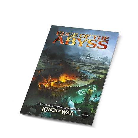 Mantic Games MGKW12 Edge of The Abyss - Libro de campaña de Verano