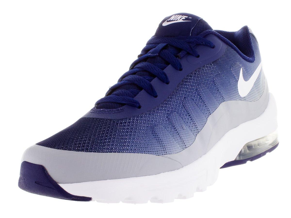 NIKE Men's Air Max Invigor Print Running Shoes B00XWP75KI 11.5 D(M) US Loyal Blue/White/Wolf Grey