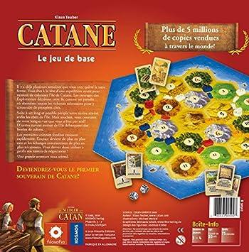 Asmodée - Juego de Preguntas, 3 a 4 Jugadores (90502) (versión en francés): Amazon.es: Juguetes y juegos
