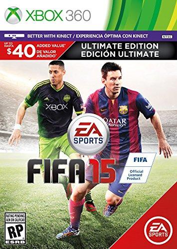 Fifa 15  Ultimate Edition    Xbox 360
