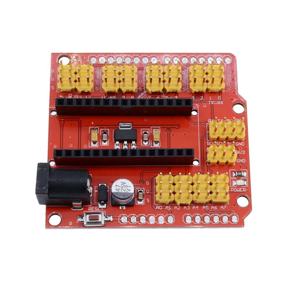 diymore Nano Expansion Prototype I/O Shield Extension Board for Arduino Nano V3.0 by diymore (Image #2)
