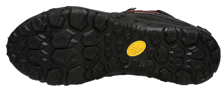 XIANG GUAN Men/'s Outdoor High-Top Oxford Water Resistant Trekking Hiking Boots